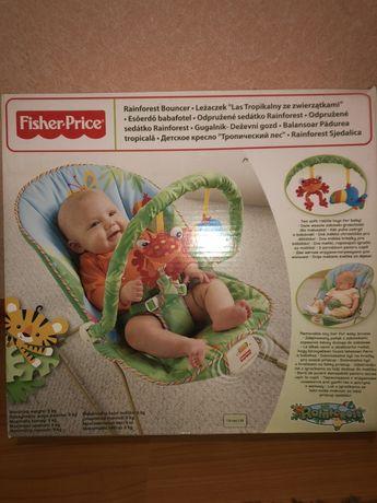 Детское кресло «Тропический лес» Fisher price