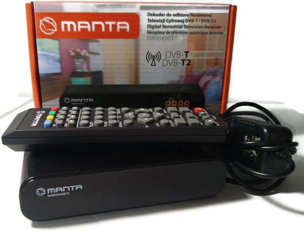 Dekoder Manta dvb-t komplet
