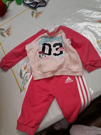 Fato de treino menina bebé