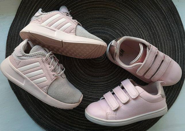 Кроси adidas та кеди H&M 24розміру