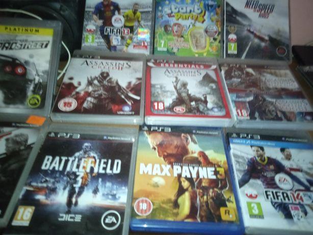 Gry na PS3 zamienię na inne