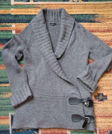 Kurtka i sweterki damskie rozm L/Xl swetr rozpinany