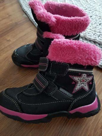 Buty zimowe roz. 27