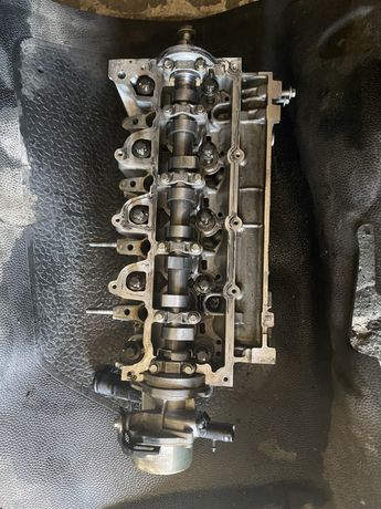 Головка блока цилінЄВРО5 Рено Лагуна Renault Laguna 1.5 dci 81 kwt 728