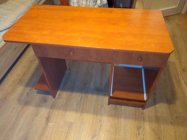 Biurko komputerowe, biurko szkolne używane stan dobry 110x55 x77