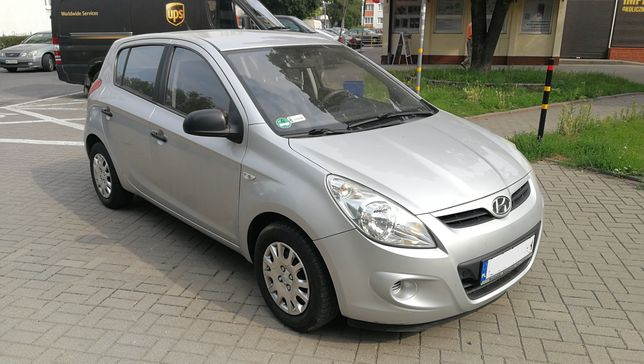 Hyundai i20 1.2 benzyna klima 5d bdb stan
