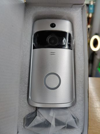 Беспроводной дверной WI-FI видеозвонок eken видеодомофон