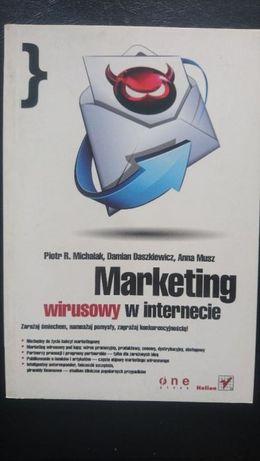 Książka Marketing Wirusowy W Internecie - Piotr Michalak, D. Daszkiewi