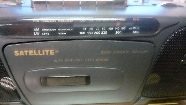 Radiomagnetofon Satelite