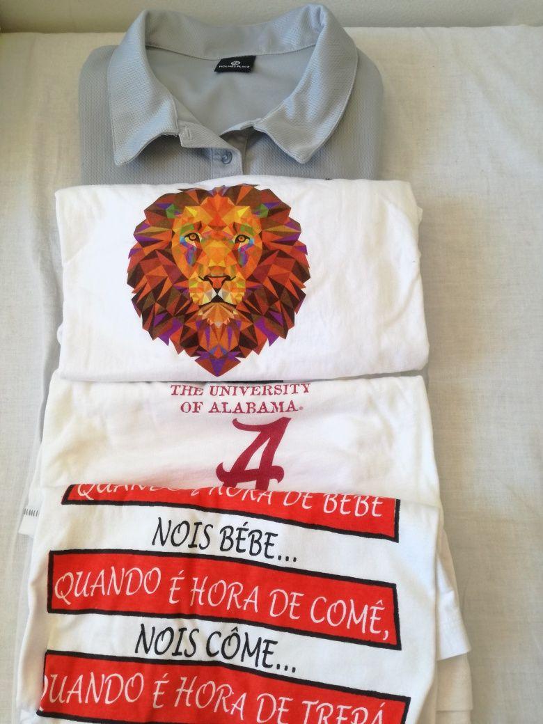12 tshirts&camiseiros