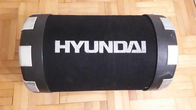 Subwoofer/tuba Hyundai z wzmaniaczem