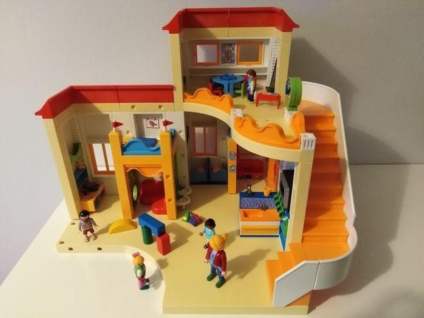 Zestaw playmobil przedszkole i żłobek