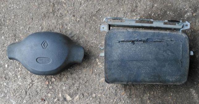Conjunto de air bags Renault Clio II