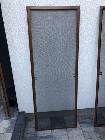 Moskitiery 133x47,7cm zloty dąb