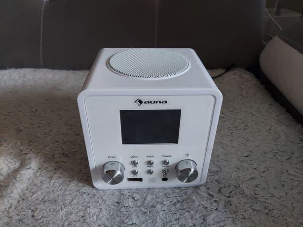 Radio internetowe Wi-Fi DNLA UPnP App Control białe Auna IR-120