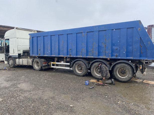 Доставка сипучих матеріалів та інших вантажів