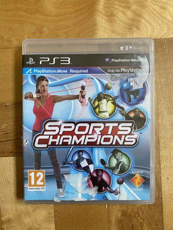 Gra Sports Champions PS3 PlayStation 3