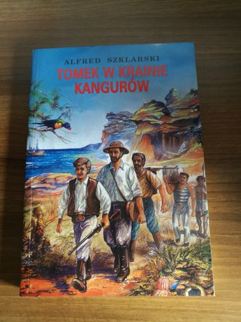 Książka Tomek w Krainie Kangurów Alfred Szklarski Muza