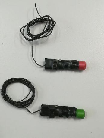 Miniaturowy nadajnik podsłuchowy FM pluskwa mikrofon bezprzewodowy