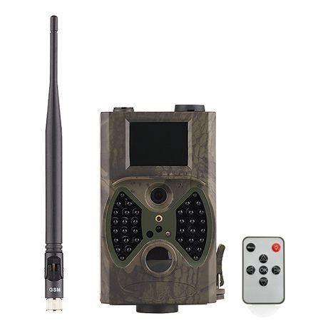 Fotopułapka,kamera przenośna,GSM,MMS