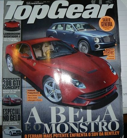Revista Top Gear