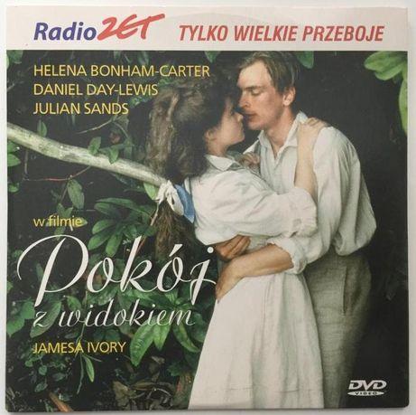 DVD Pokój z widokiem Polski Lektor Reżyseria: James Ivory