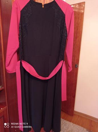 Плаття турецького виробництва з мереживом