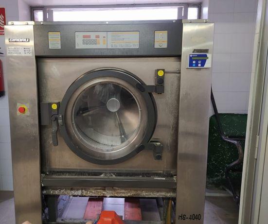 Girbau ocasião para lavandaria industriais e comerciais e lares hotéis