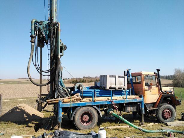 studnia studnie głębinowe odwierty pompy ciepła wiercenie