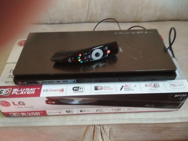 Blu-ray плеер LG BP-730