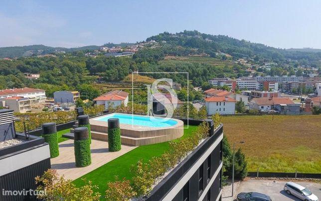 Apartamento T3 | Em condomínio fechado C/Piscina - Gualtar, Braga