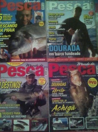 Revistas Mundo da Pesca