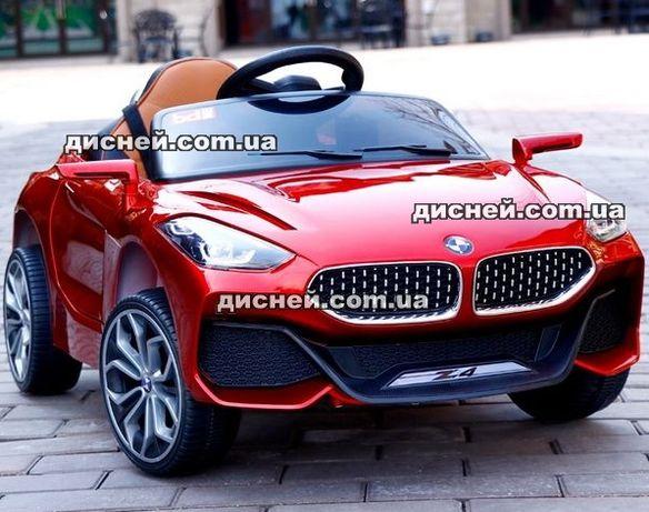 Детский электромобиль M 3985EBLRS-3, автопокраска, красный