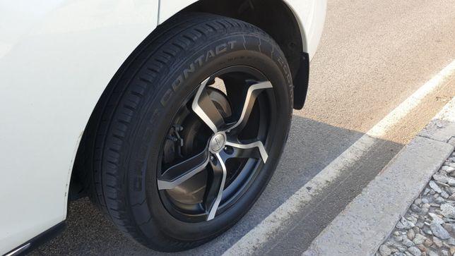 Комплект диски+резина 255/50 R19 Nissan Murano Infinity