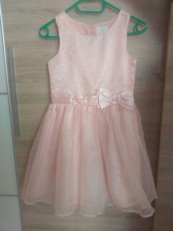 sukienka na 140 cm