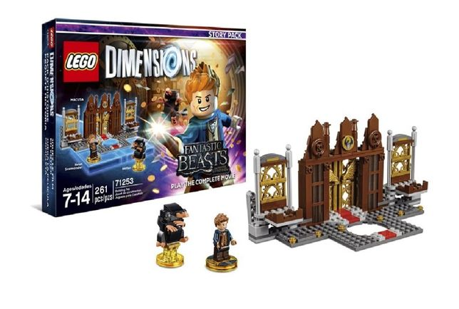 Lego Dimensions - Story Pack - Fantastic Beasts and Where to Find Them