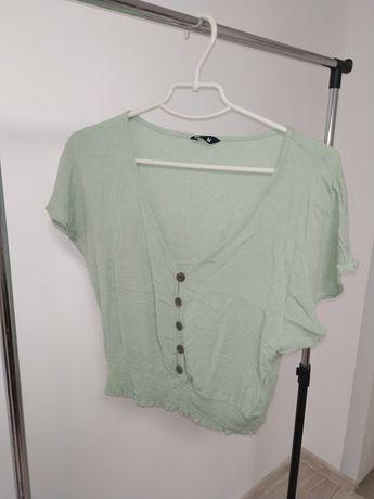 Блузочка с коротким рукавом