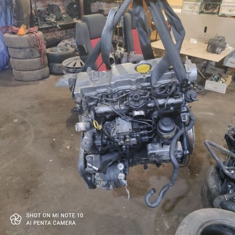 Двигатель x2.0tdh Опель Вектра б Зафира  Астра. Opel Vectra b разборка