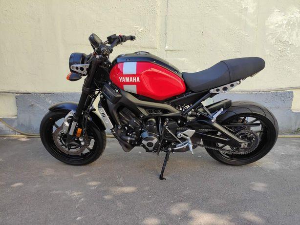 Мотоцикл Yamaha XSR 900 ABS/ MT 09 /Honda,Kawasaki,Suzuki