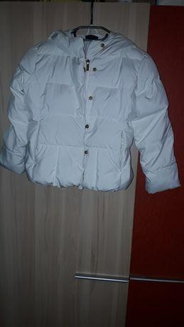 Puchowa kurtka dla dziewczynki na 122cm marki Ralph Lauren