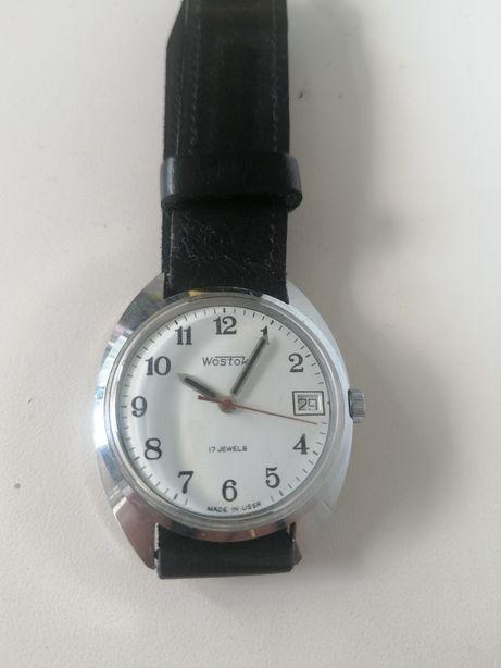 Часы Восток СССР на ходу спешат
