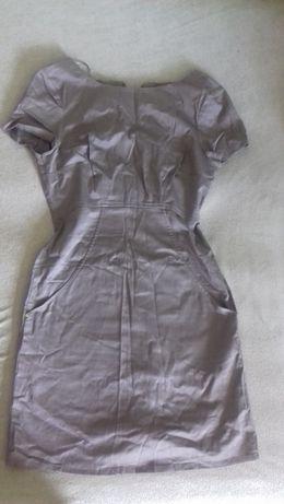 Sukienka brązowa Orsay sukienka na lato Sukienka Orsay lato