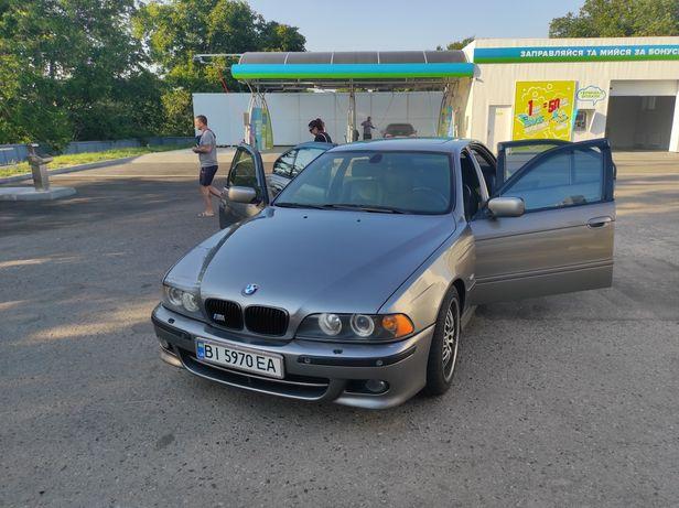 BMW 540 m62b44TU