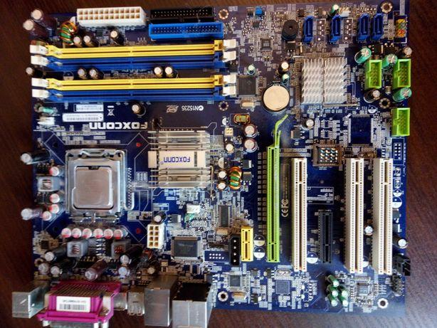 Материнская Foxconn p9657 aa-8KS2H