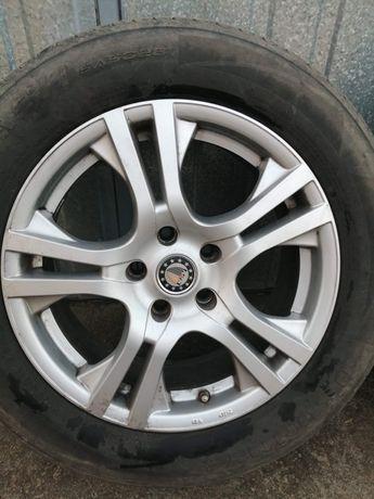 Felgi z oponami Chevrolet Captiva, Opel Antara  5×115 r17