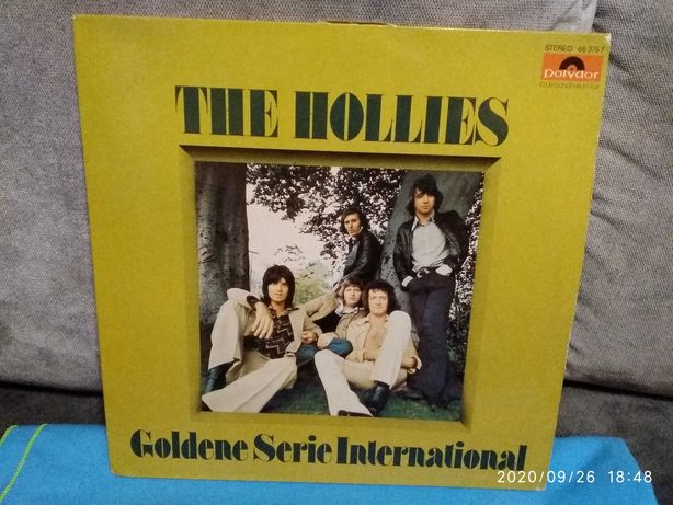 Płyta winylowa The Hollies - Goldene Serie International - Luboń