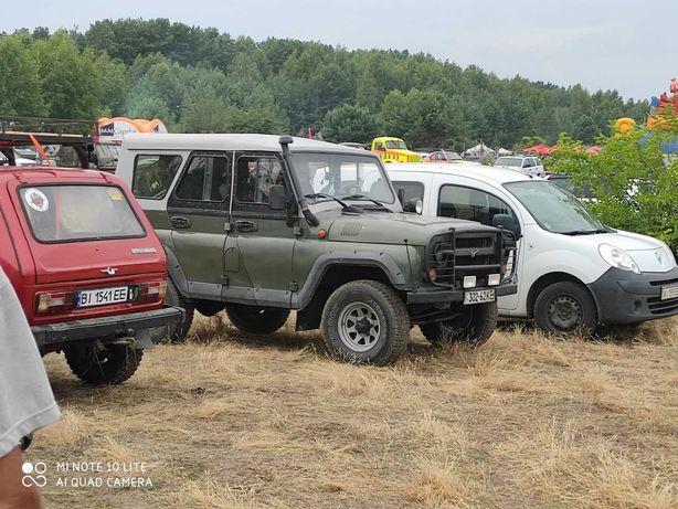 УАЗ 469 турбодизель 2.5 tdi