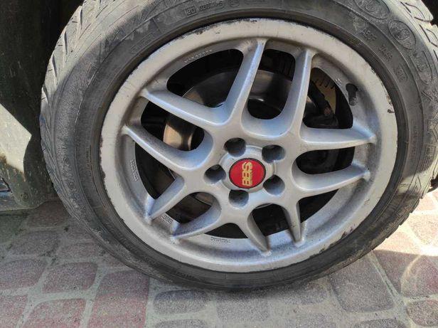 Колеса R16 5*100 Голф 4 Титан BBS міняю на R15