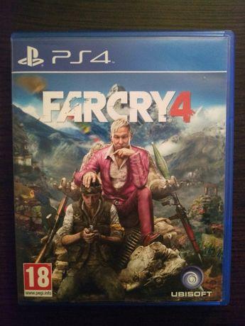 FARCRY 4 na PS4   po polsku