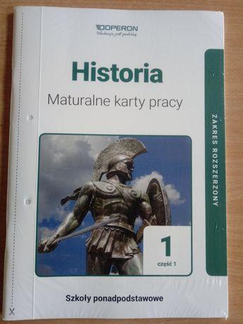 Maturalne karty pracy historia liceum technikum